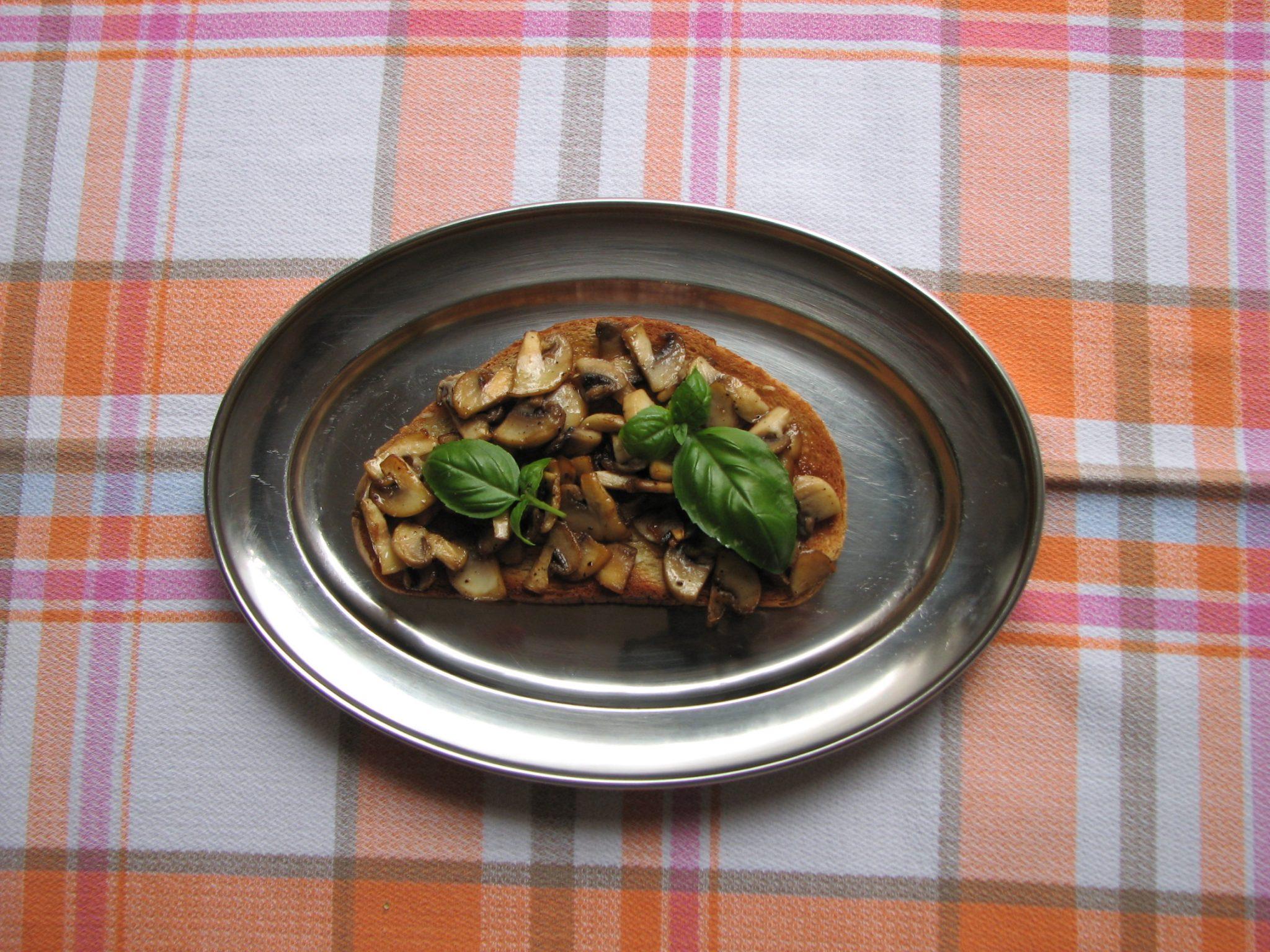 Bruschetta Funghi