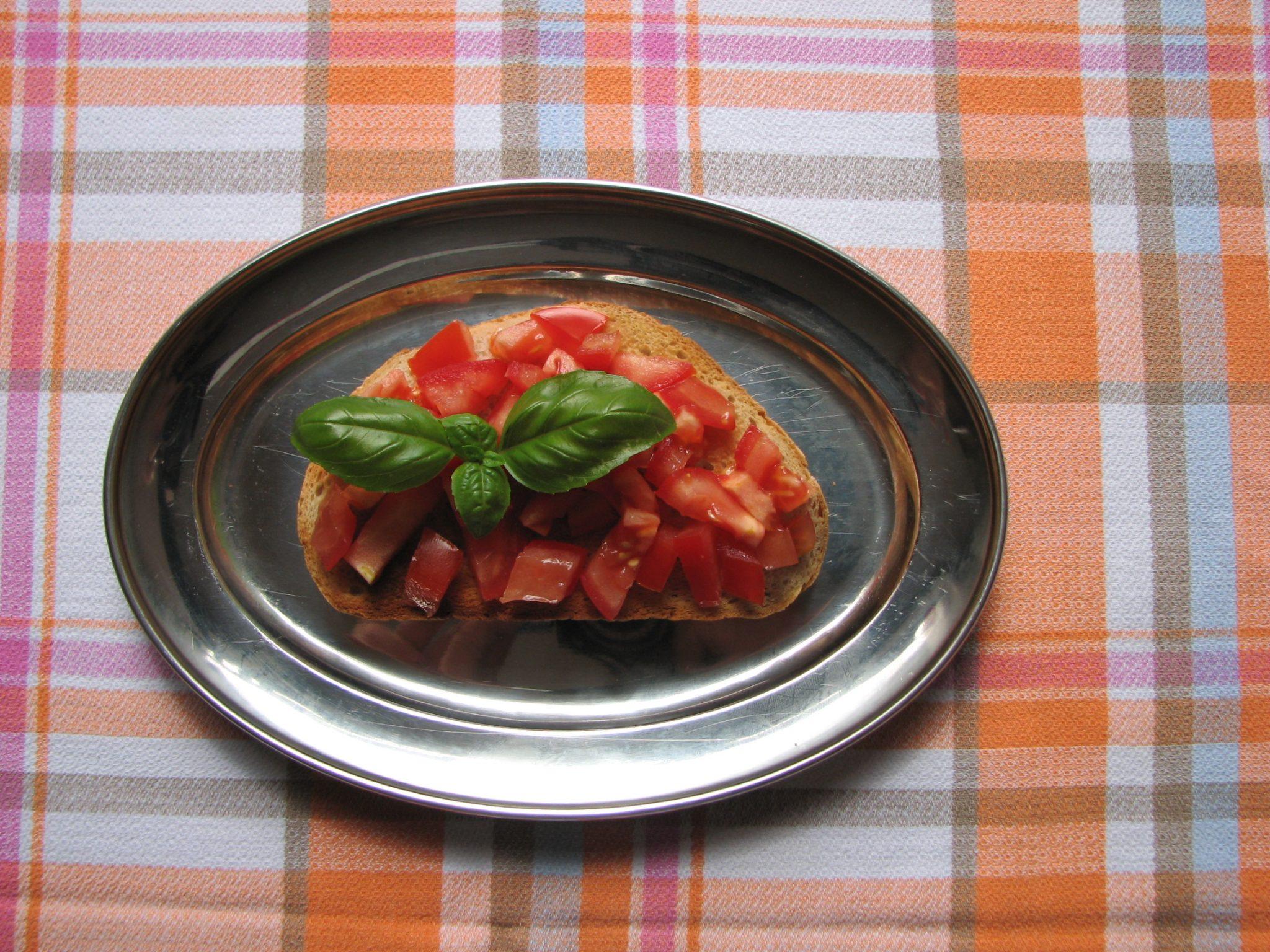 Bruschetta Toscana